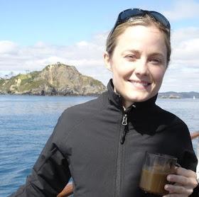 Photo of Dr Erin Hengel